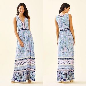 Lilly Pulitzer McKinley Maxi Dress